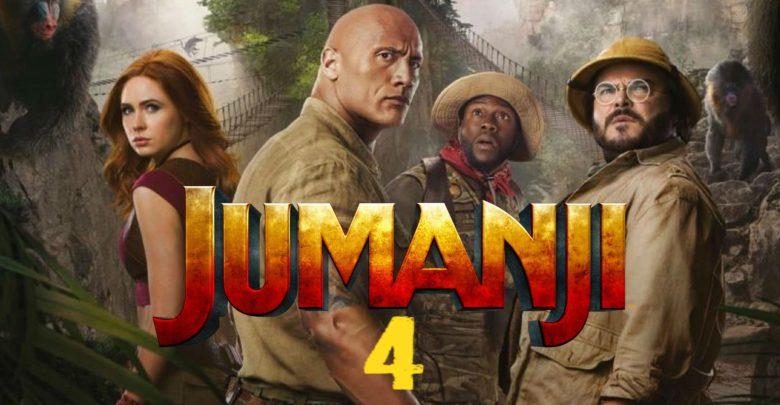 Jumanji 4: fecha de estreno, tráiler y rumores