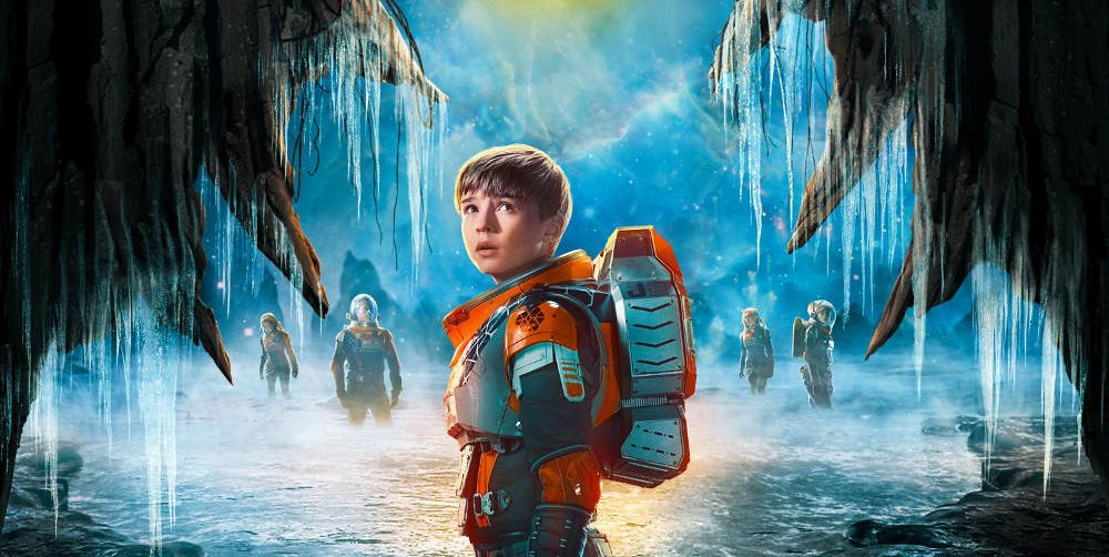 Lost in Space (perdidos en el espacio) temporada 3