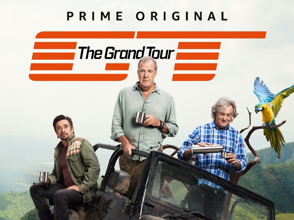 The Grand Tour temporada 5: estreno trailer y novedades