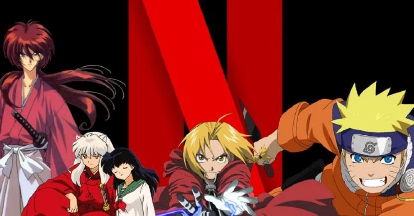 Mejores series y películas anime en Netflix